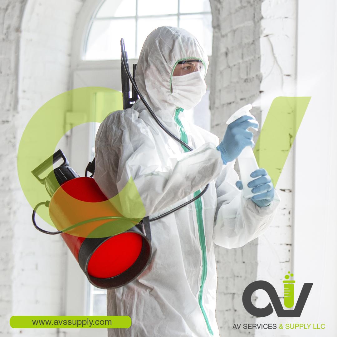 AVS AV SERVICES & SUPPLY LLC